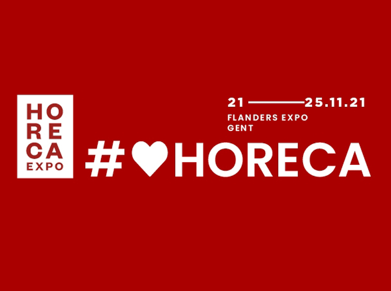 Rakedi staat op Horeca Expo 2021