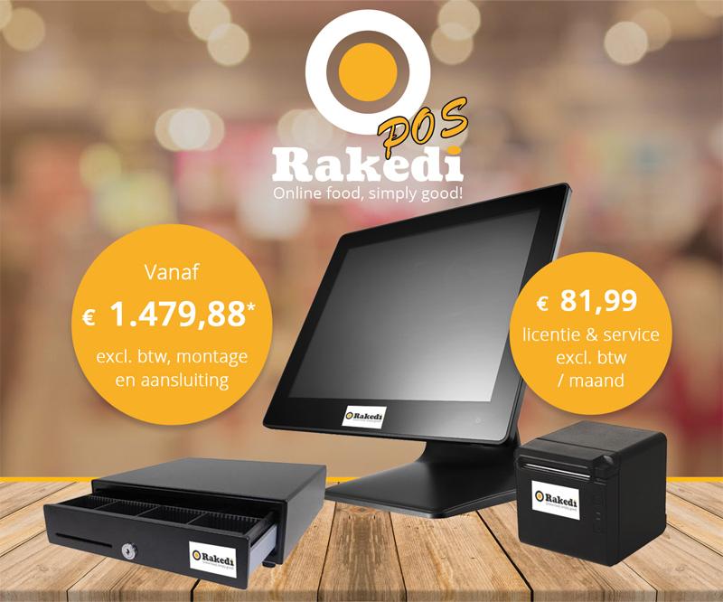 RakediPOS - eindelijk een betaalbare witte kassa