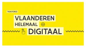 Rakedi opgenomen in Vlaanderen Helemaal Digitaal