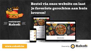 Vraag gratis beeldmateriaal aan voor promotie van online food ordering met afhalen en/of leveren!