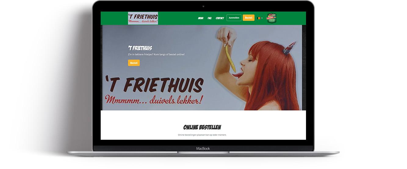 frituur 't Friethuis