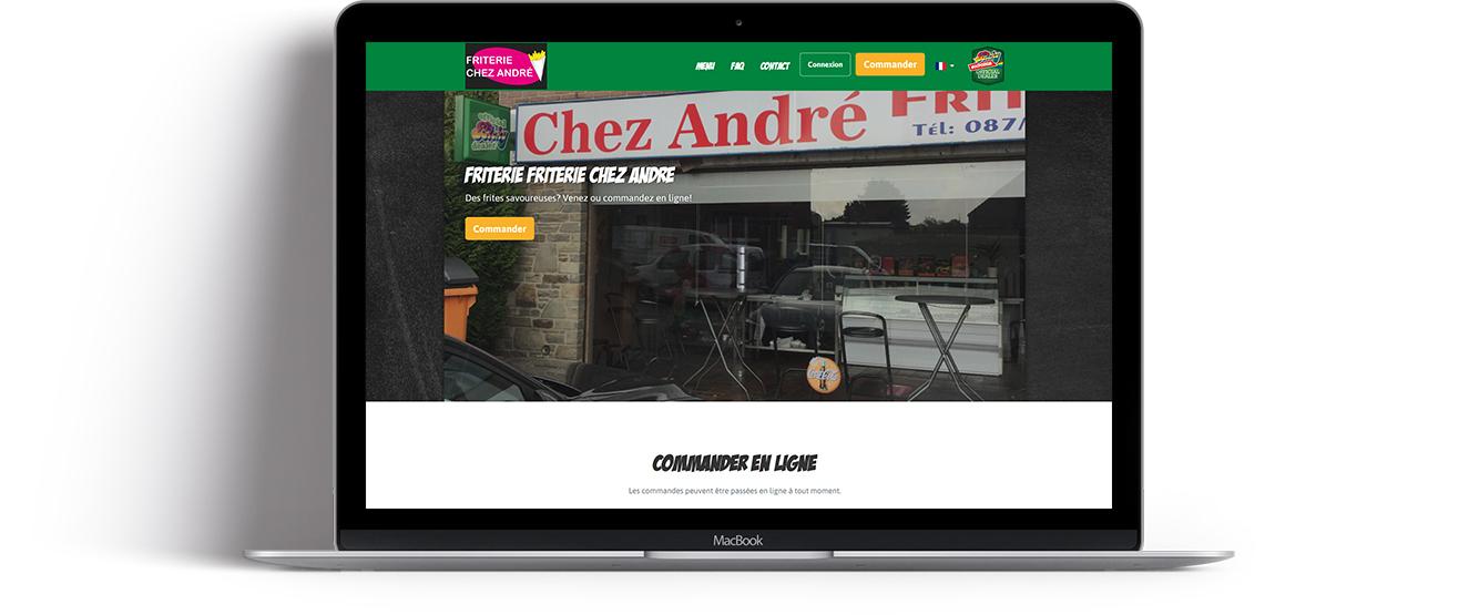Friterie chez André