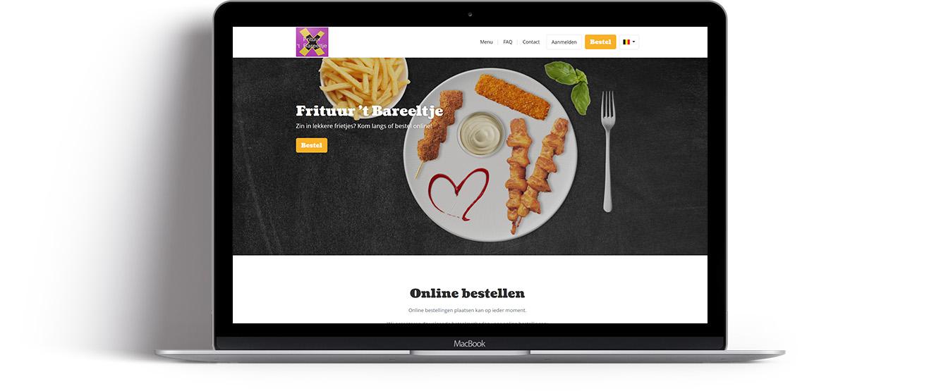 Frituur 't Bareeltje - Puurs-Sint-Amands