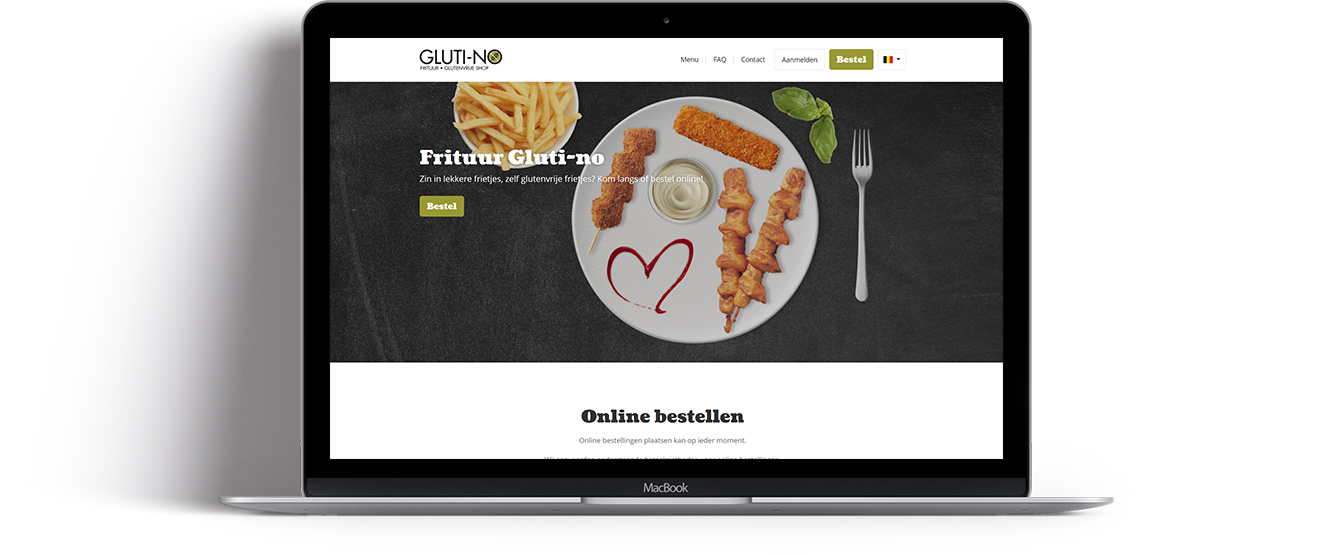FRITUUR GLUTI-NO