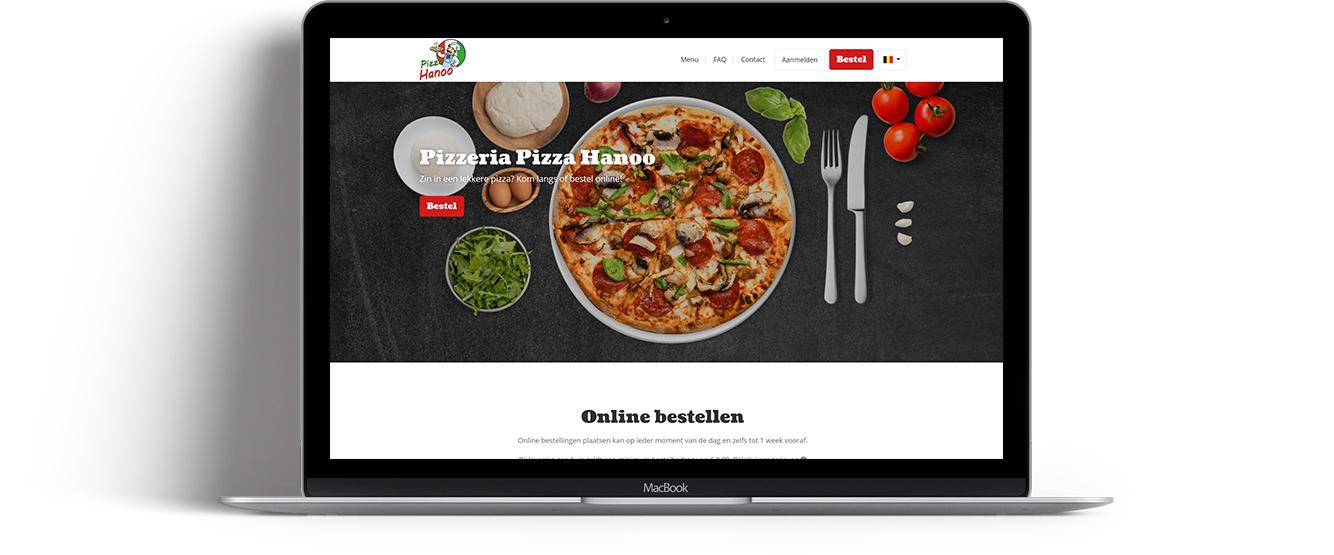 Pizzeria Pizza Hanoo
