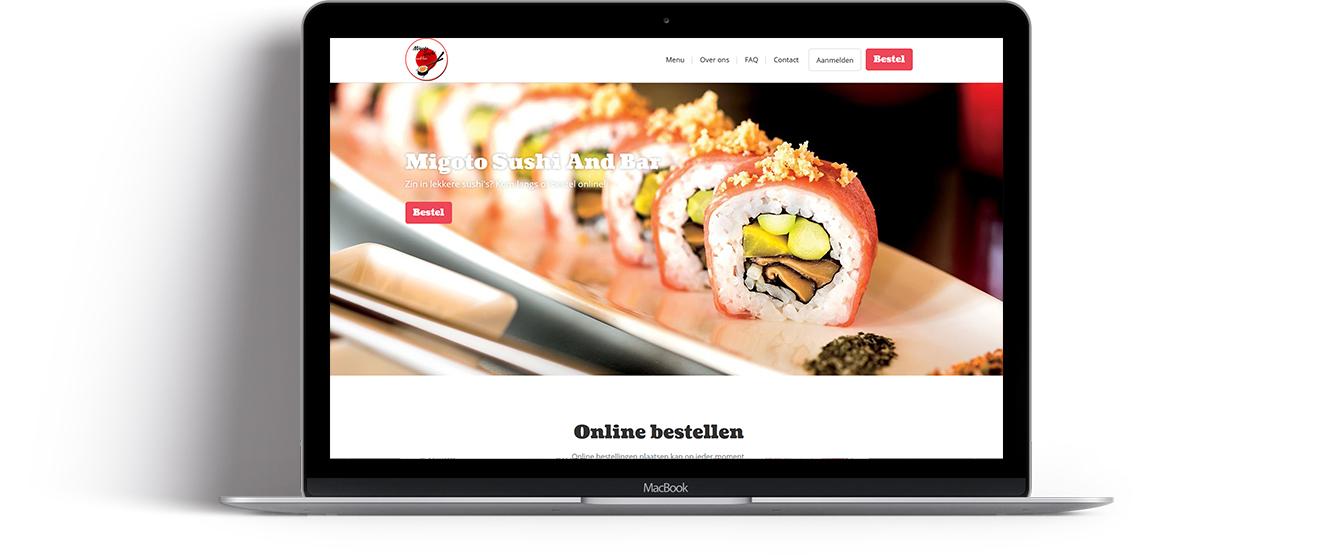 Migoto sushi and bar