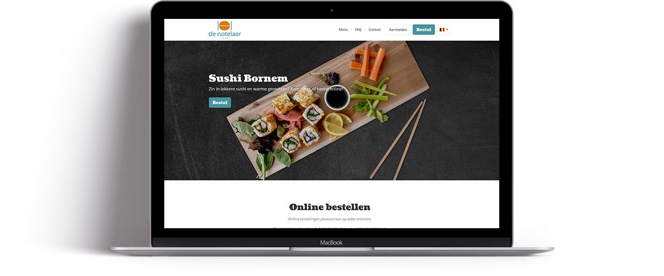 De Notelaer - Sushi Bornem