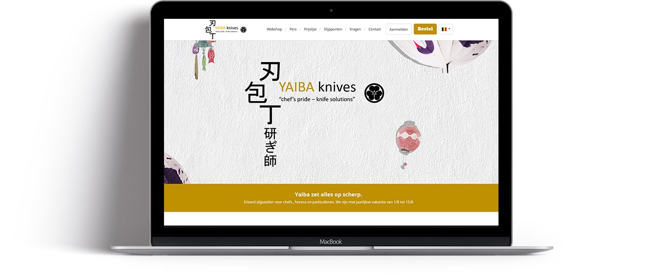 Yaiba knives